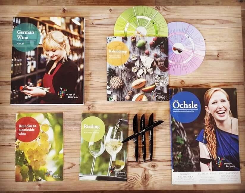 Riesling instytut win niemieckich publikacje