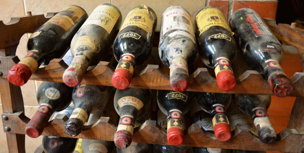 Roczniki wina Chianti