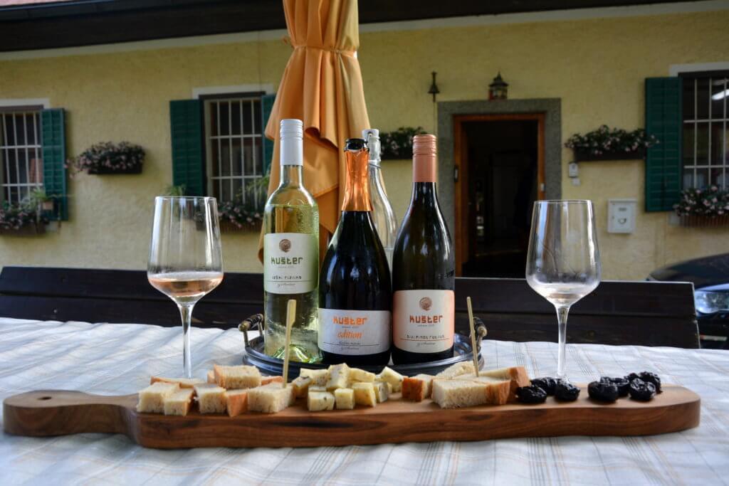 Wina z Kuster, Słowenia