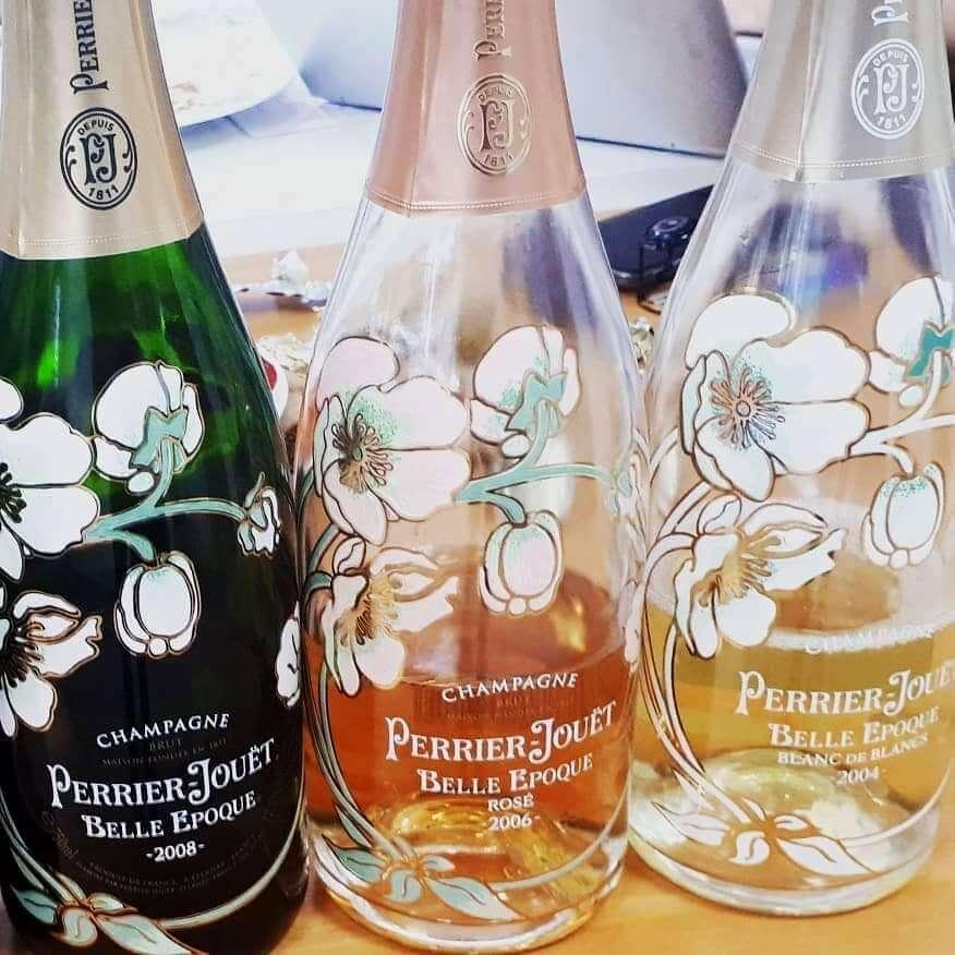 Perrier Jouet szampan belle epoque