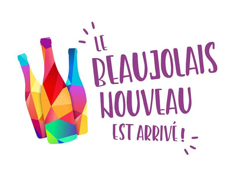 beaujolais est arrivee