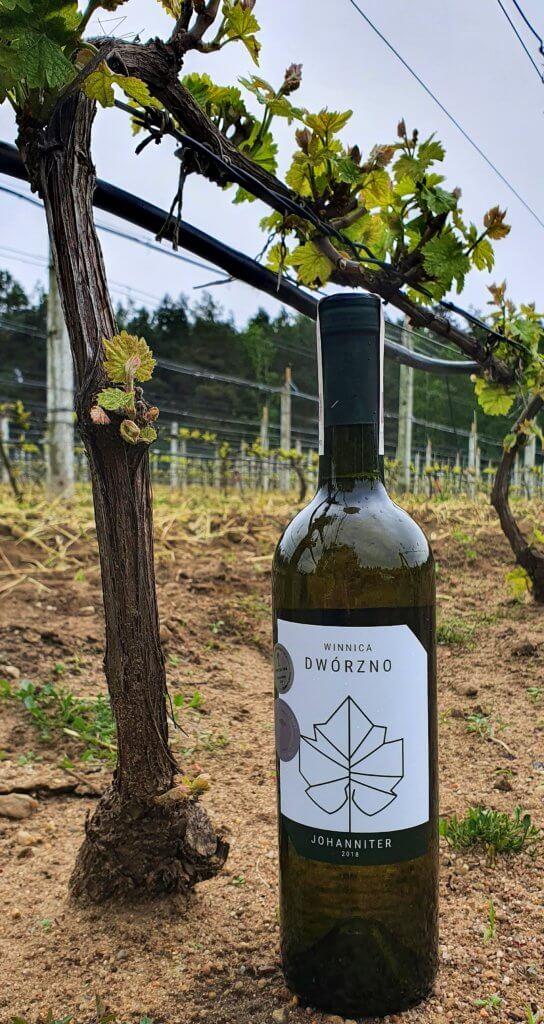 Wino Johanniter, Winnica Dwórzno