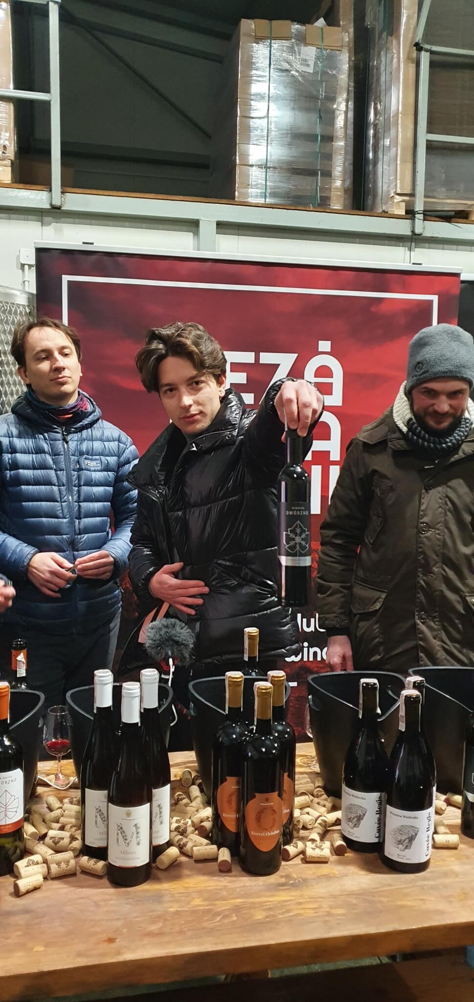 wino na Mazowszu