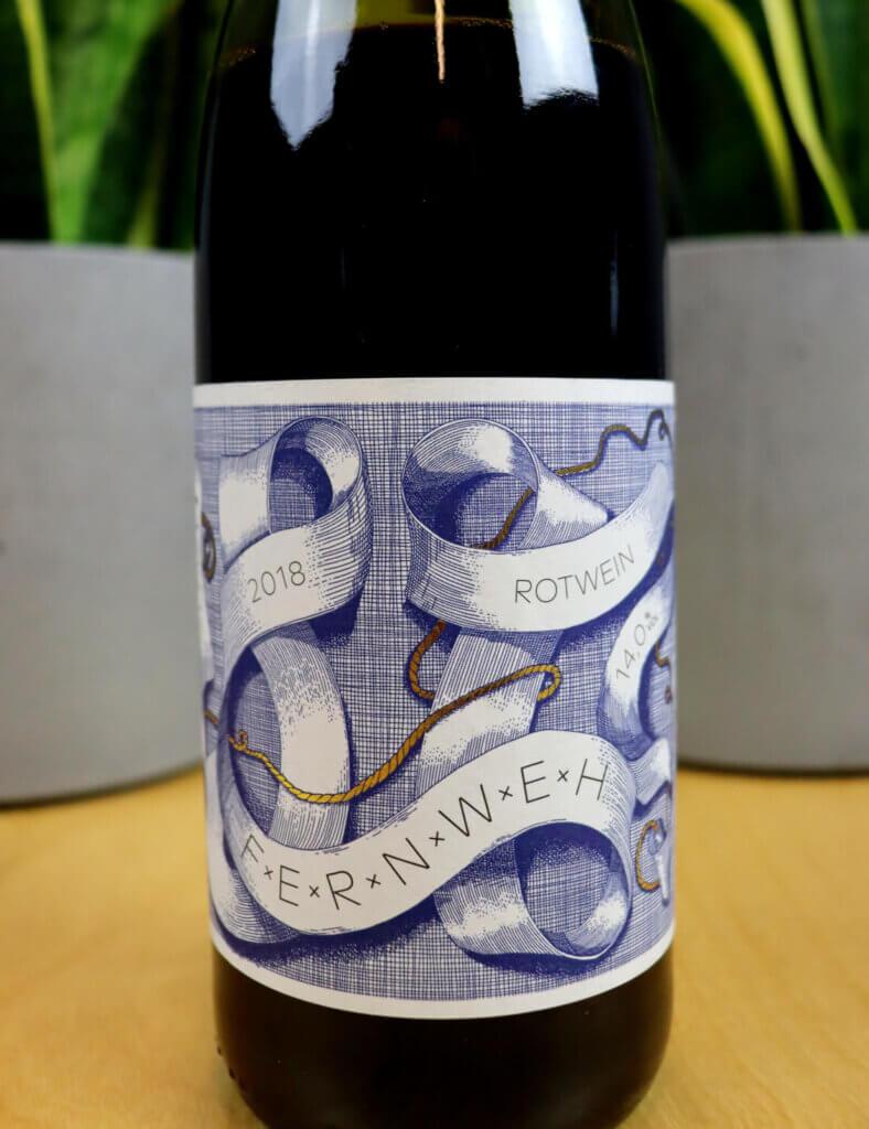 Przykład wina niemieckiego, Fernweh